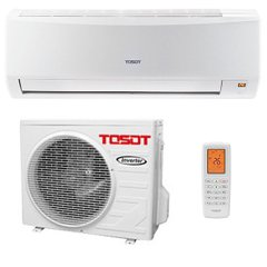 Кондиционер Tosot GK-09N North Inverter до -22С на обогрев