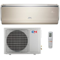 Кондиционер Cooper Hunter CH-S09FTXHV-B Vip Inverter (до -30С)